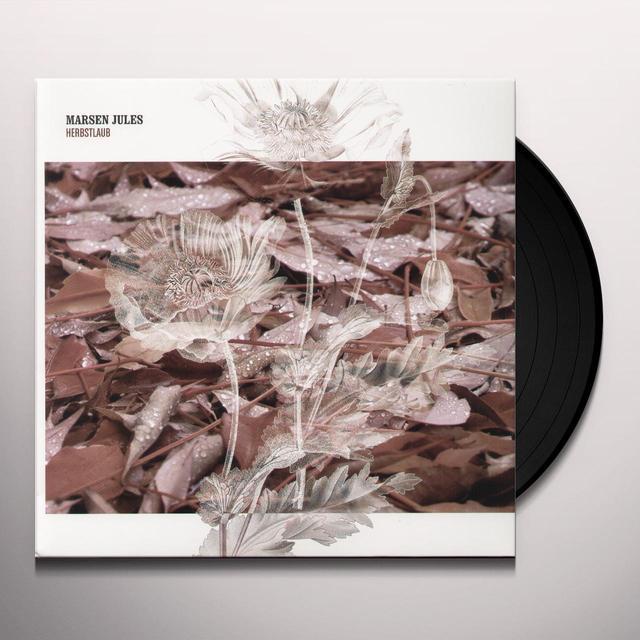 Marsen Jules HERBSTLAUB Vinyl Record
