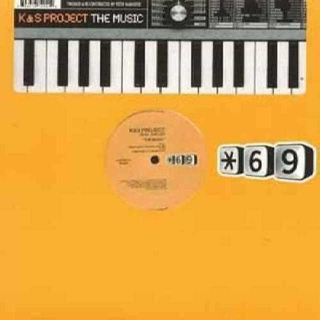 K&S Project MUSIC Vinyl Record