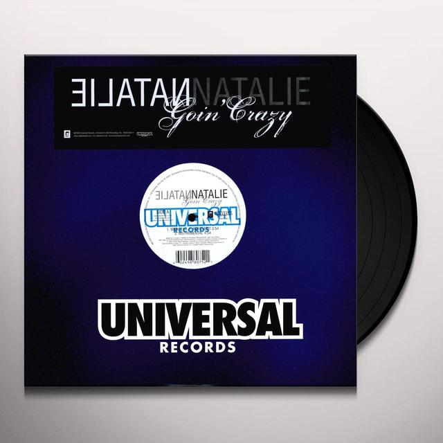 Natalie GOIN CRAZY (X5) Vinyl Record