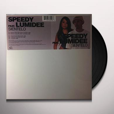 Speedy SIENTELO Vinyl Record