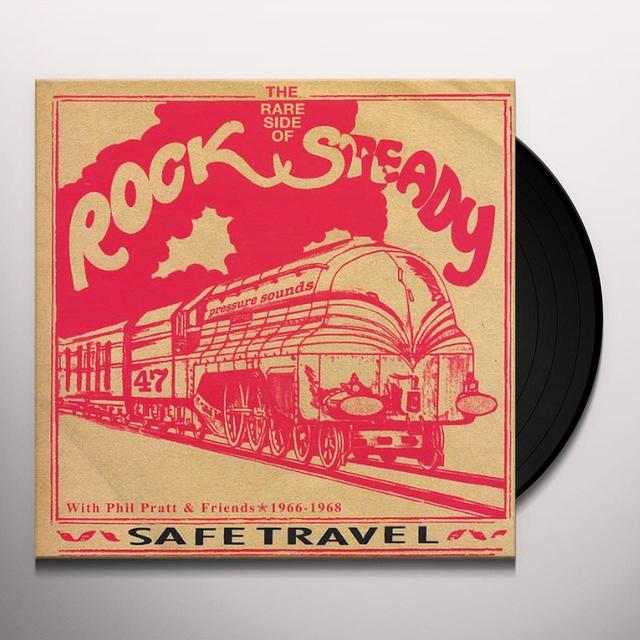 SAFE TRAVEL / VARIOUS Vinyl Record