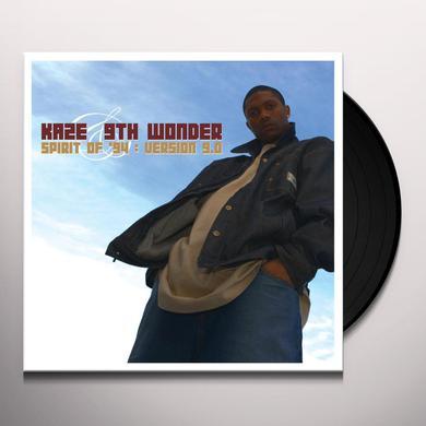 Kaze & 9Th Wonder SPIRIT OF 94: VERSION 9.0 Vinyl Record