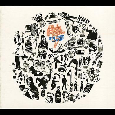 Chok Rock BIG CITY LOSER Vinyl Record
