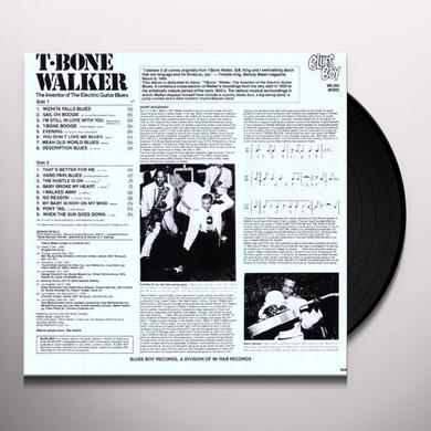 T-Bone Walker INVENTOR OF THE BLUES GUITAR Vinyl Record