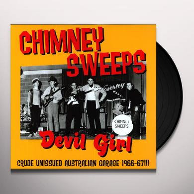 Chimney Sweeps DEVIL GIRL Vinyl Record