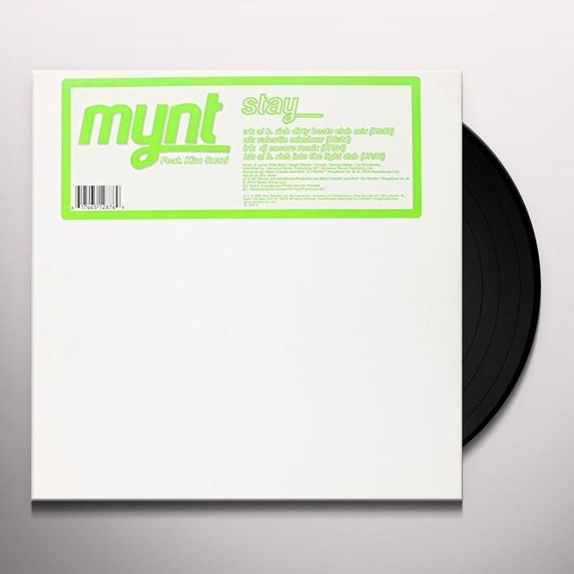 Kim Mynt / Sozzi STAY Vinyl Record