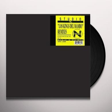 Studio X LOS KINGS DEL MAMBO Vinyl Record - Remix