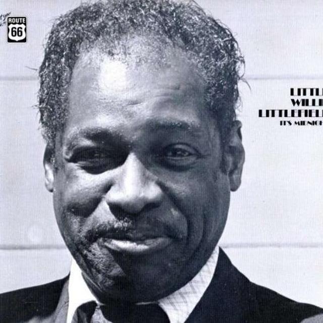 Little Willie Littlefield IT'S MIDNIGHT: 1949-1957 Vinyl Record