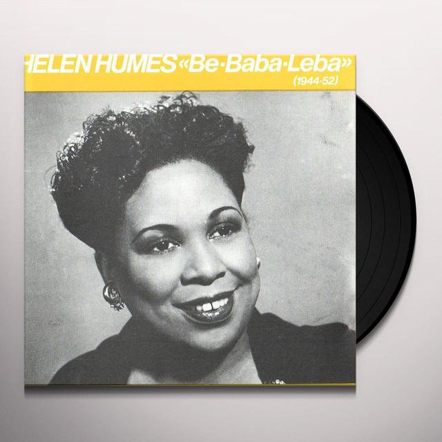 Helen Humes BE-BABA-LEBA 1942-52 Vinyl Record
