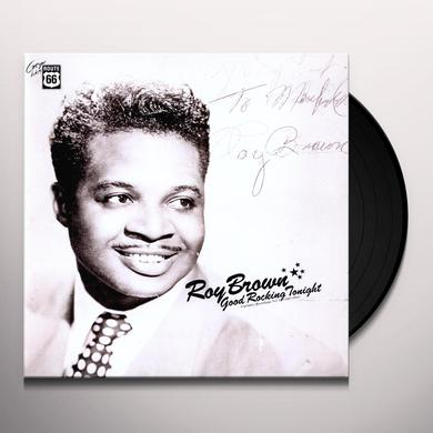 Roy Brown GOOD ROCKING TONIGHT: 1947-1954 Vinyl Record
