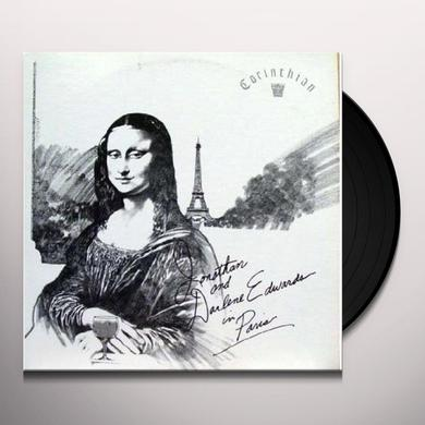 Jonathan Edwards & Darlene JONATHAN & DARLENE IN PARIS (Vinyl)