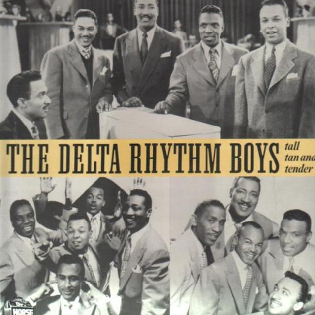 Delta Rhythm Boy TALL TAN & TENDER Vinyl Record