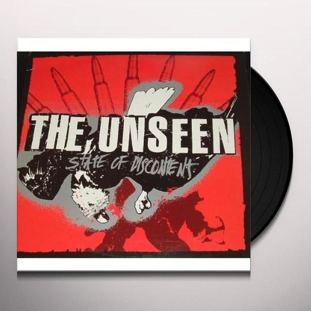 Unseen STATE OF DISCONTENT Vinyl Record