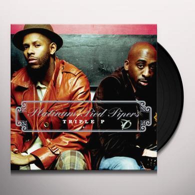 Platinum Pied Pipers TRIPLE P Vinyl Record