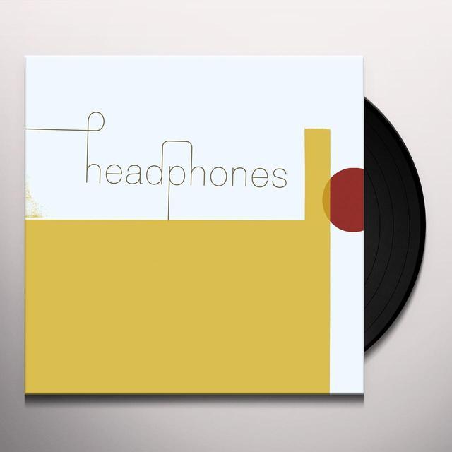 HEADPHONES Vinyl Record