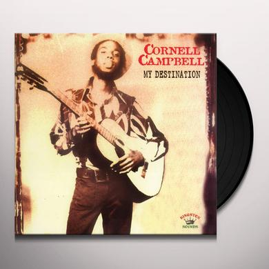 Cornell Campbell MY DESTINATION Vinyl Record