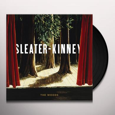 Sleater-Kinney WOODS Vinyl Record - Digital Download Included