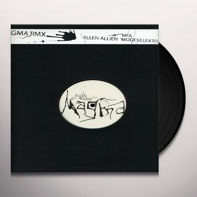 Ellen Allien MAGMA REMIXES (EP) Vinyl Record