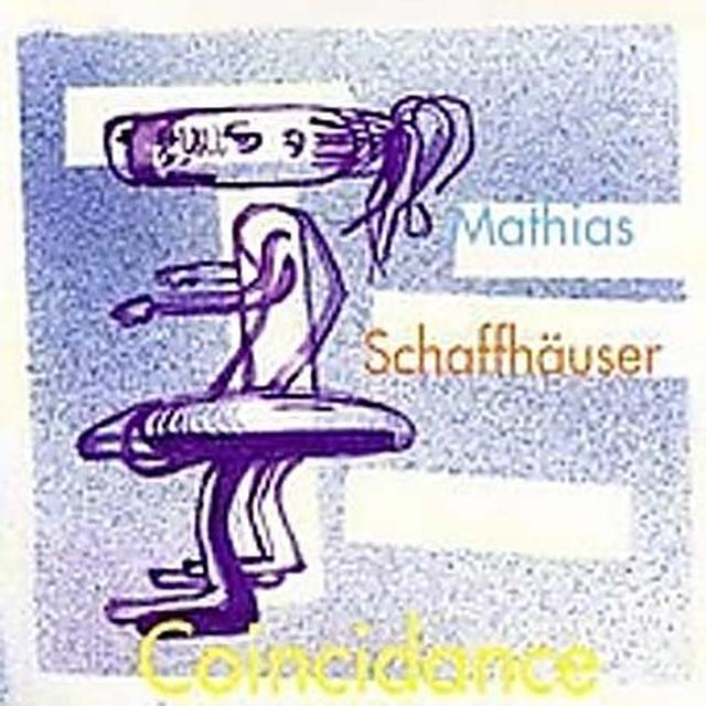 Mathias Schaffhauser COINCIDANCE Vinyl Record