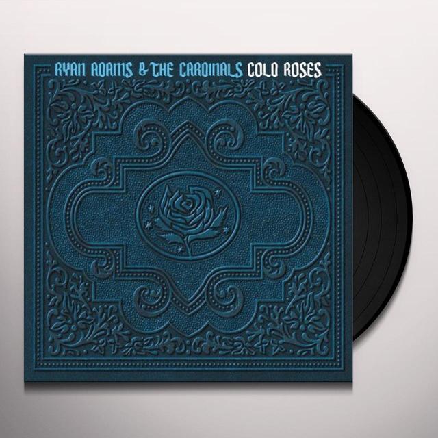 Ryan Adams & Cardinals COLD ROSES Vinyl Record