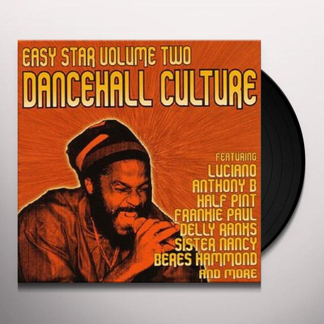 EASY STAR 2: DANCEHALL CULTURE / VARIOUS Vinyl Record