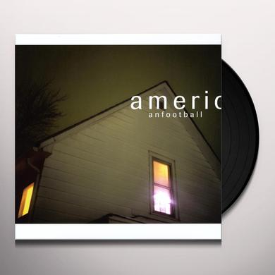 AMERICAN FOOTBALL Vinyl Record