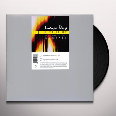 Inaya Day LIFT IT UP: REMIXES Vinyl Record