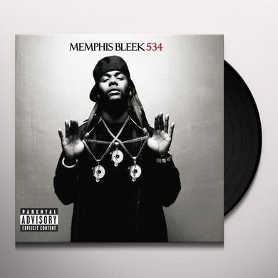 Memphis Bleek 534 Vinyl Record
