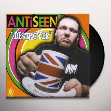 Antiseen / Limecell DESTROYER / SEEKER Vinyl Record