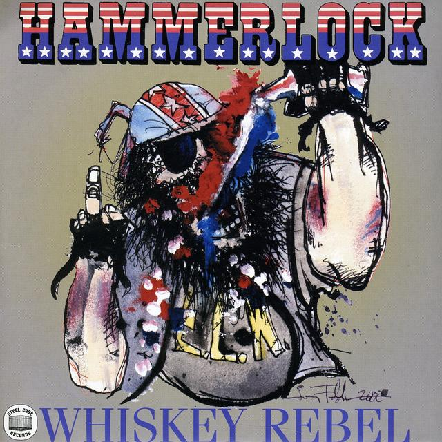 Hammerlock / Rancid Vat WHISKEY REBEL / JOBJUMPER Vinyl Record