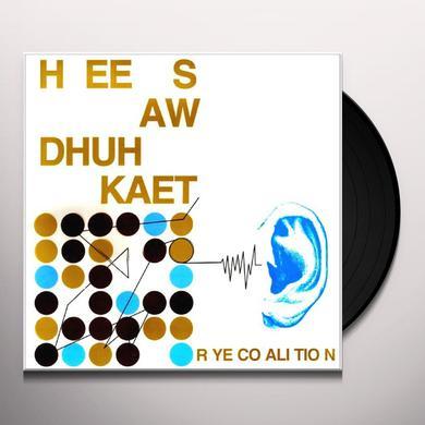 Rye Coalition HEE SAW DHUH KAET Vinyl Record