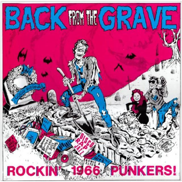 BACK FROM THE GRAVE 1 / VARIOUS