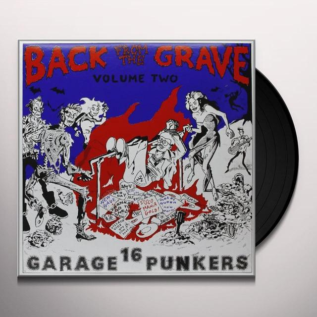 BACK FROM THE GRAVE 2 / VARIOUS Vinyl Record