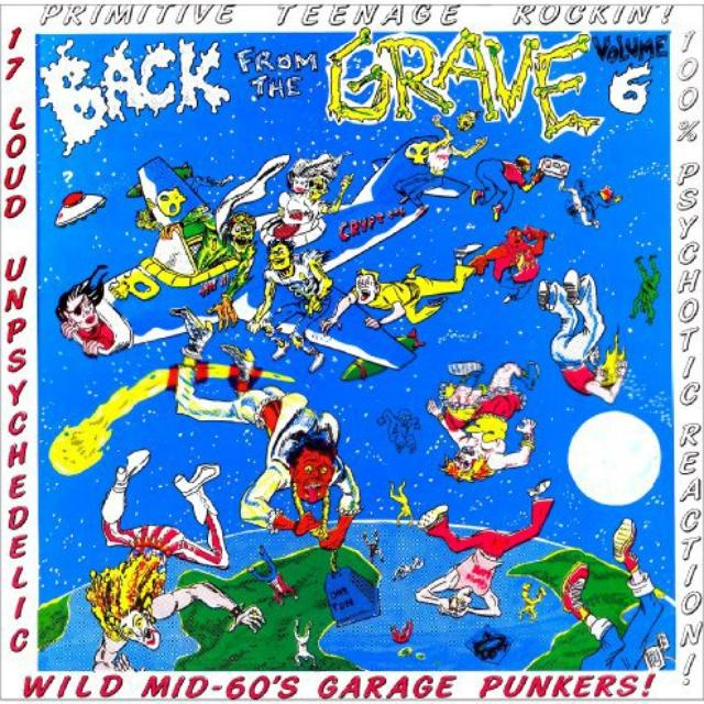 Back From The Grave 6 / Various