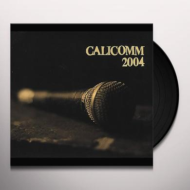 CALICOMM 2004 / VARIOUS Vinyl Record