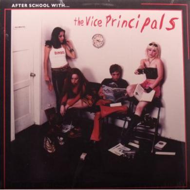 Vice Principals AFTER SCHOOL WITH Vinyl Record