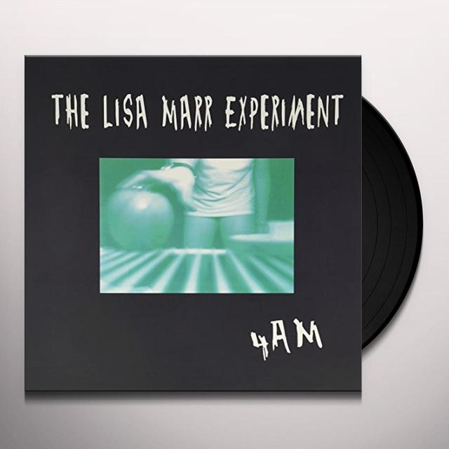 Lisa Experiment Marr 4 AM Vinyl Record