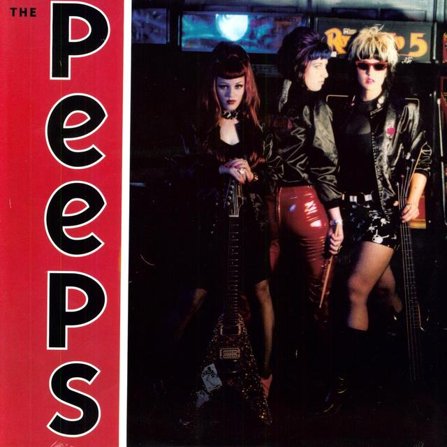 PEEPS Vinyl Record