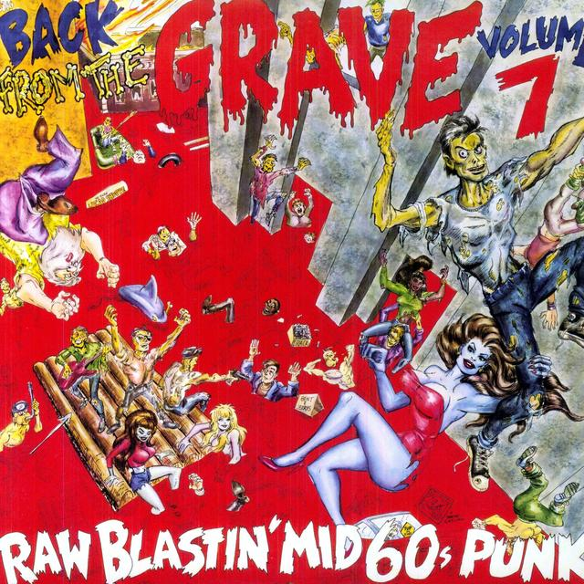 BACK FROM THE GRAVE 7 / VARIOUS