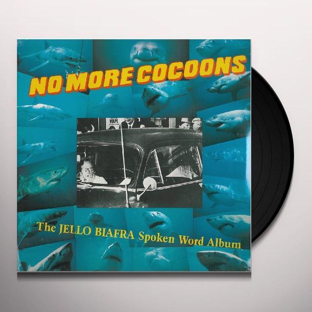 Jello Biafra NO MOR COCOONS Vinyl Record