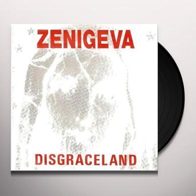 Zeni Geva DISGRACELAND Vinyl Record