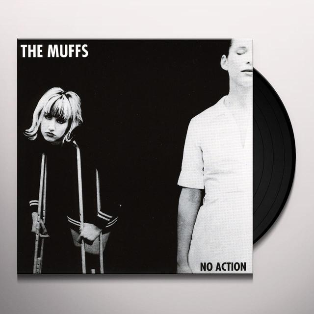 Muffs NO ACTION / YOU LIE Vinyl Record
