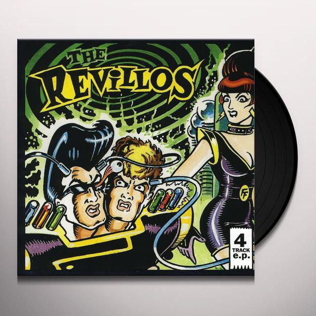 REVILLOS Vinyl Record