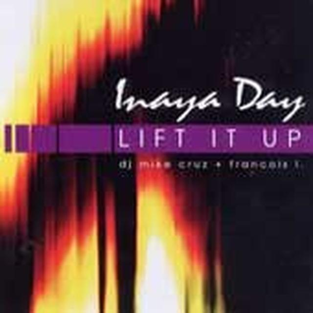 Inaya Day LIFT IT UP Vinyl Record