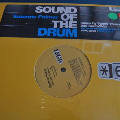 Suzanne Palmer SOUND OF THE DRUM 2 Vinyl Record