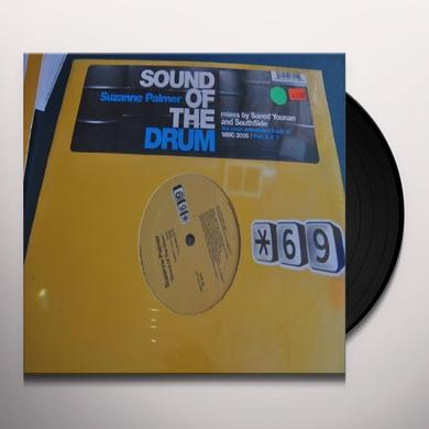 Suzanne Palmer SOUND OF THE DRUM 2 Vinyl Record