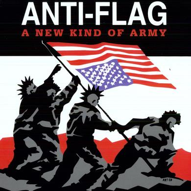 Anti-Flag NEW KIND OF ARMY Vinyl Record