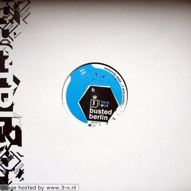Kero BUSTED BERLIN Vinyl Record