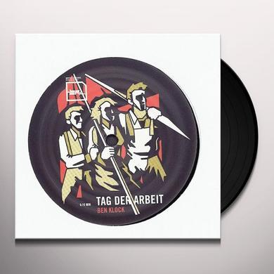 Ben Klcok TAG DER ARBEIT Vinyl Record