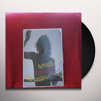 Ellen Allien TRASHSCAPE REMIXE Vinyl Record